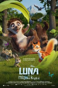 Luna og den magiske krystal. Animationsfilm. 89 min.