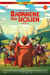 Bjørnene fra Sicilien. Animationsfilm. 82 min.